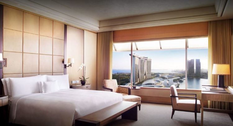 Ritz Carlton Sinapore