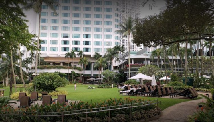 Shangri La Hotel Singapore