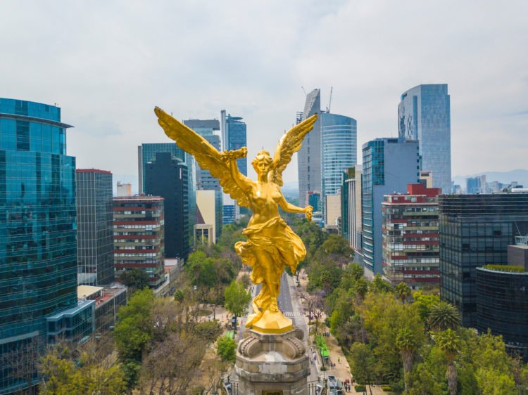 El Angel de la Independencia