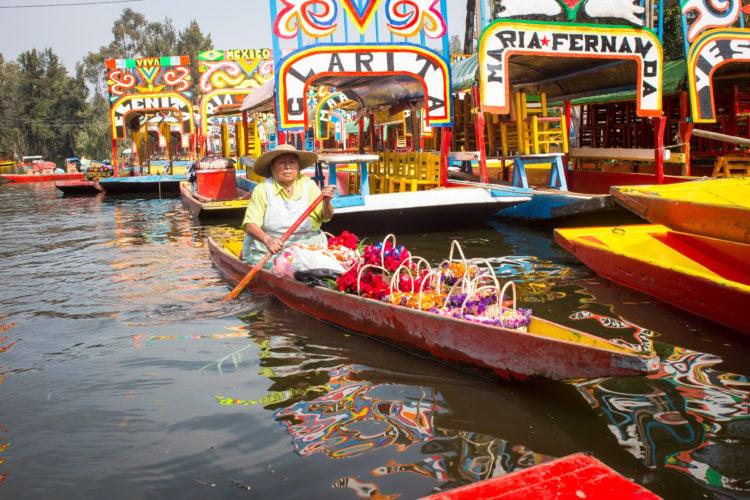 Tour Xochimilco