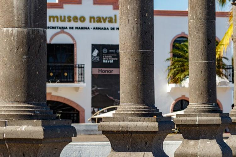 Museo Naval Secretaria de Marina Armada de Mexico
