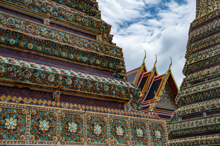 Oldest Temple Complex in Bangkok