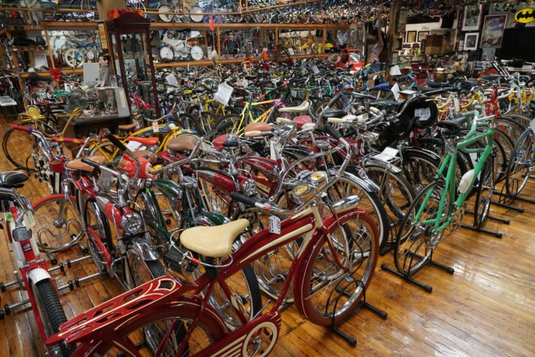 Bicycle Heaven