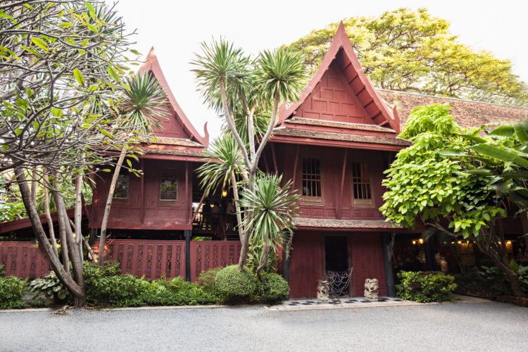 Jim Thompson House Museum