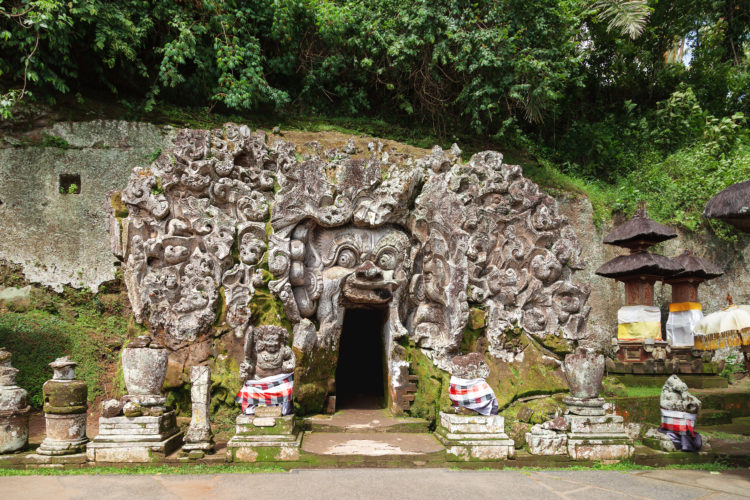 Elephant Cave and Temple