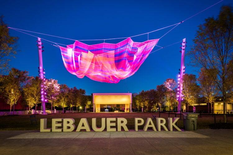 Le Bauer Park