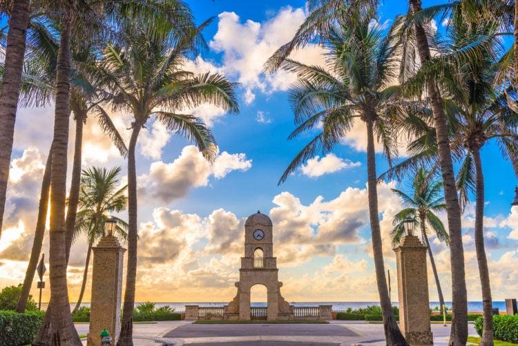 Palm Beach, Broward County