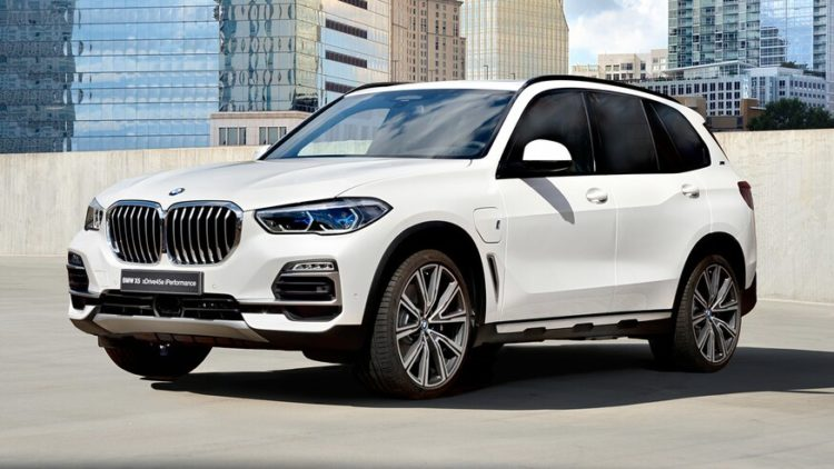 2020 BMW X5 Hybrid
