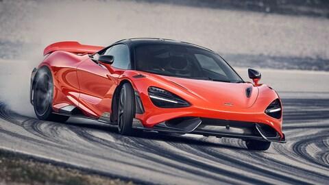 2020 McLaren 765LT 1