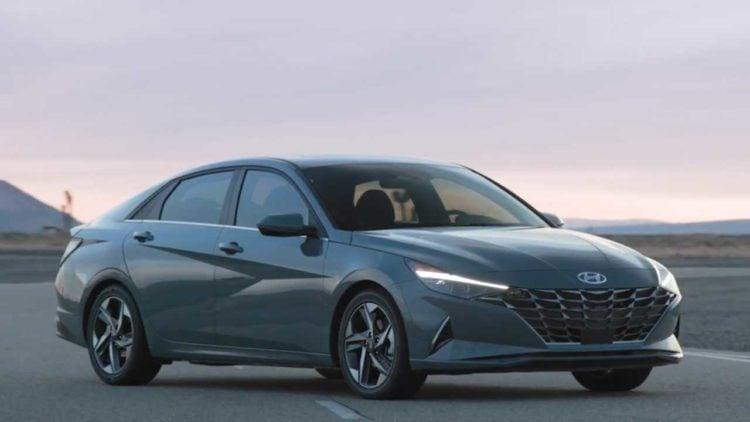 2021 Hyundai Elantra 1