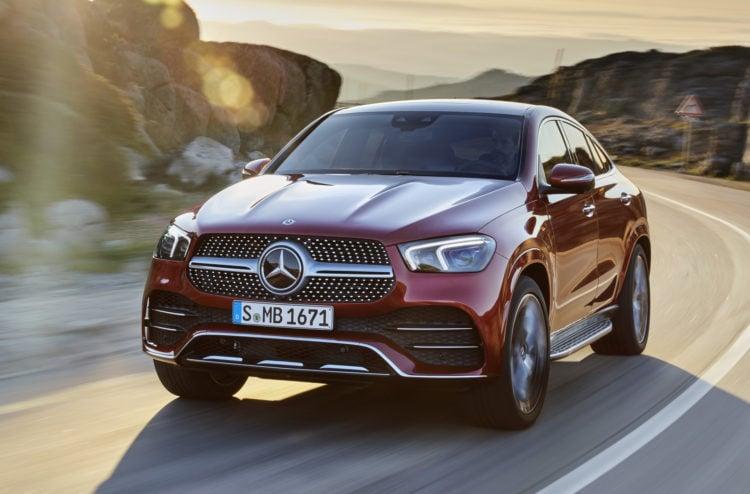 2021 Mercedes-AMG GLE 1