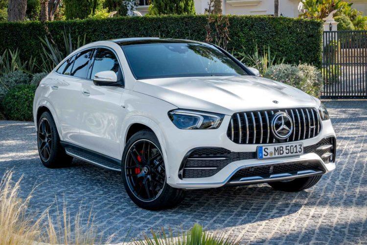 2021 Mercedes-AMG GLE