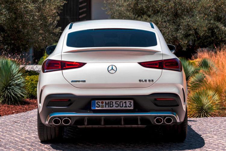 2021 Mercedes-AMG GLE back