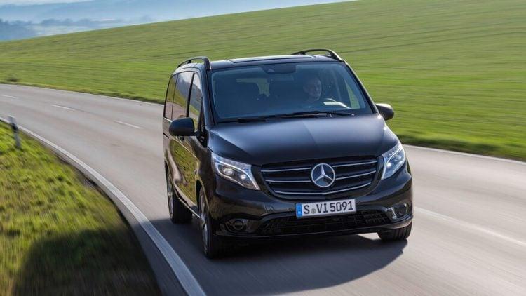 2021 Mercedes-Benz Metris Work Van