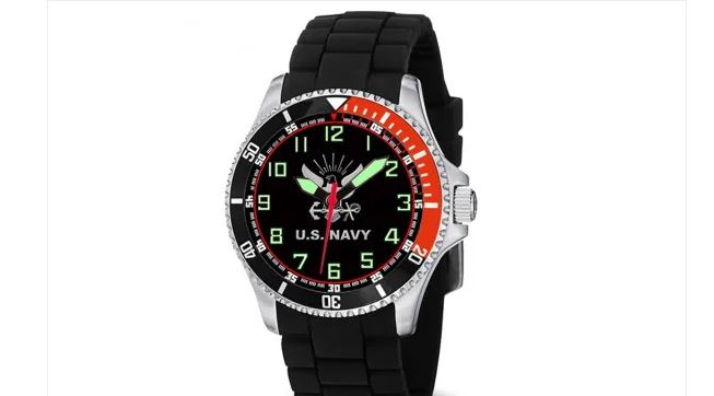 Armed Forces Gear Navy Dive Watch