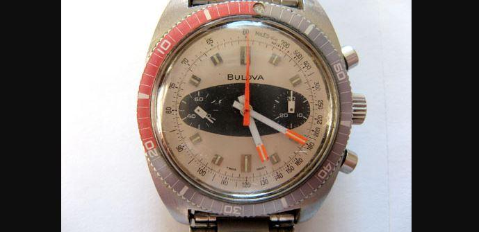 Bulova Chronograph A