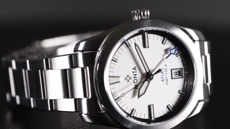 Monta Atlas GMT 150 Opaline Silver