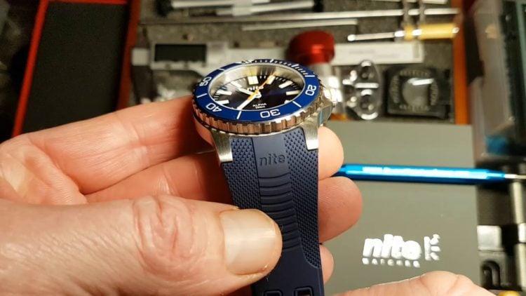 Nite Alpha 208 T100 Blue