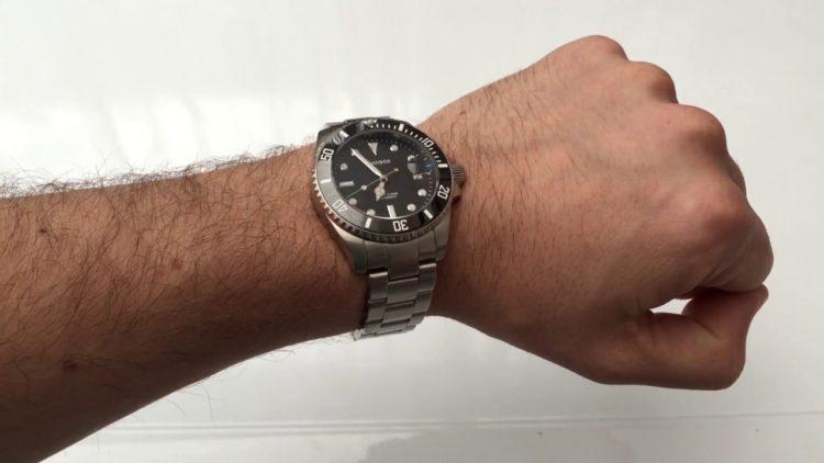 Phoibos PY007C 300M Automatic Diver Watch