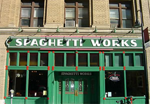 Spaghetti Works Restaurant
