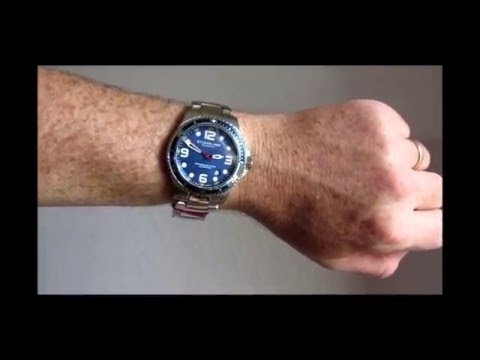 Stuhrlling Original Pro Diver Watch - YouTube photo