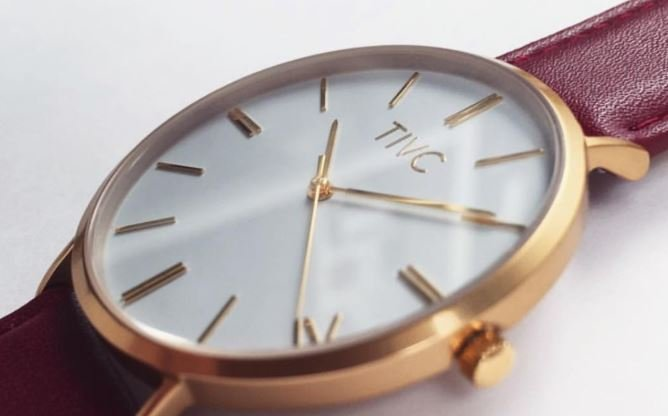 TIVC Eco-Friendly Watches