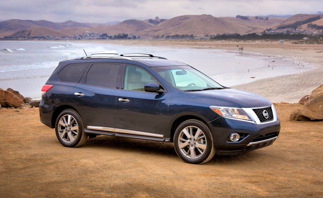 The 2014/15 Nissan Pathfinder Hybrid