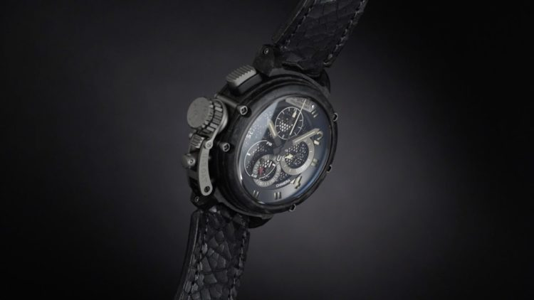 U-Boat Watch Chimera 46 Carbonio Limited