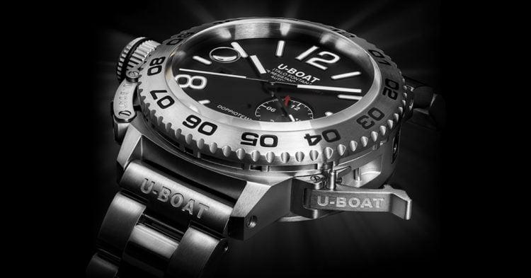 U-Boat Watch Doppio Tempo Auto Bracelet