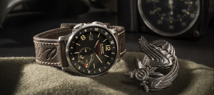U-Boat Watch Doppiotempo Limited Edition