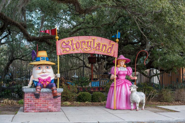 Rotary Storyland & Playland