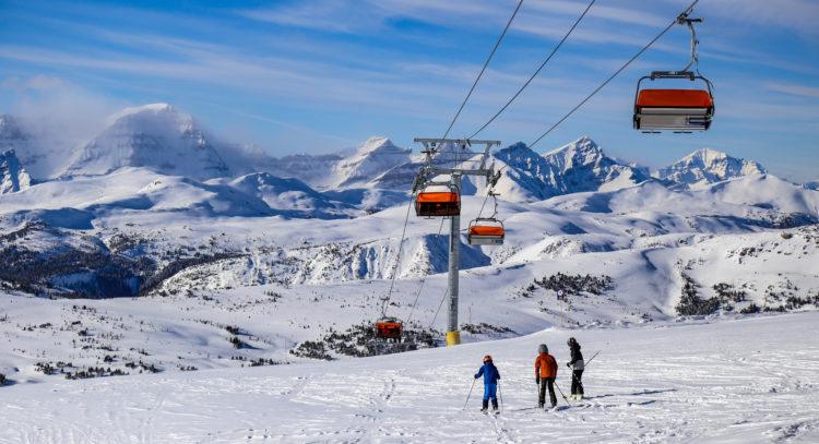 Banff Ski Resorts: The Big 3