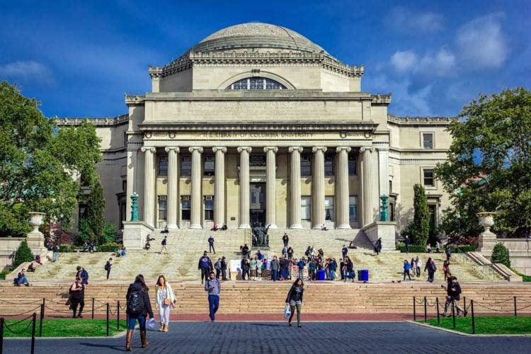 Columbia University College of Physicians, New York City, New York