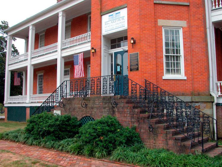 MacArthur Museum of Arkansas Military History
