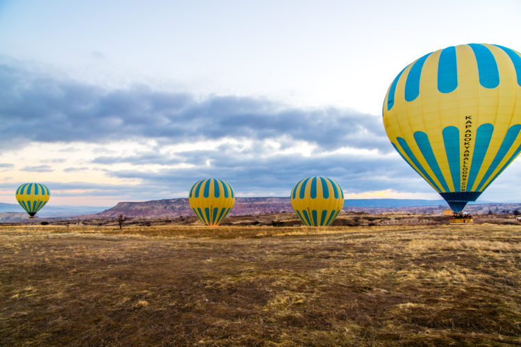 Black Hills Hot Air Balloon Tours
