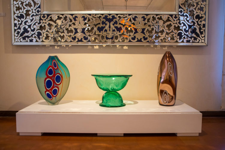 Stunning Glassworks at The Glass Museum