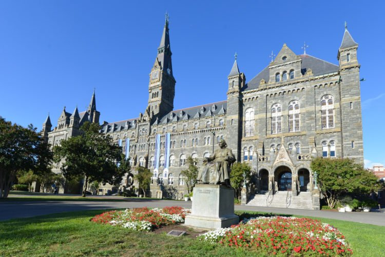 Georgetown University School of Medicine, Washington, D.C.