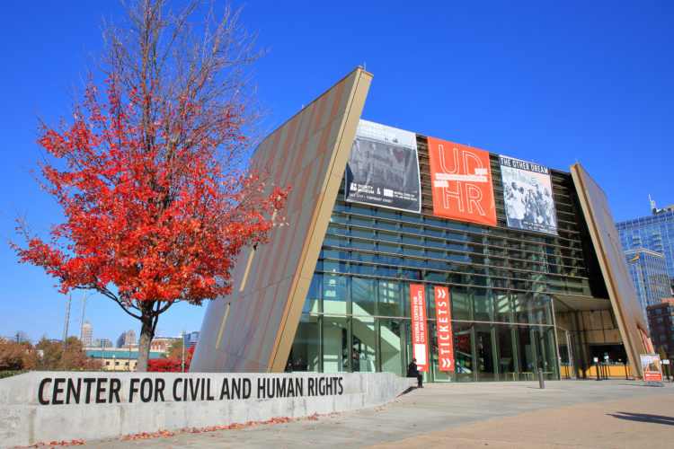 Civil Rights Tours and Landmarks