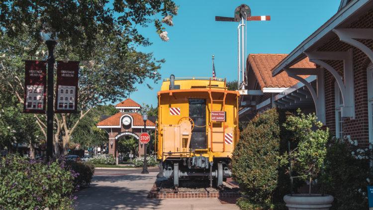 St. Mark's Historic Railroad State Trail