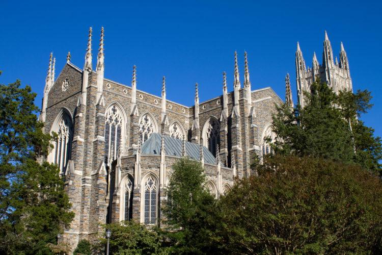Duke University School of Medicine, Durham, North Carolina