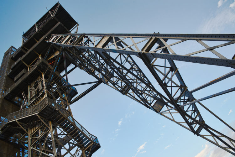 Exhibition Coal Mine