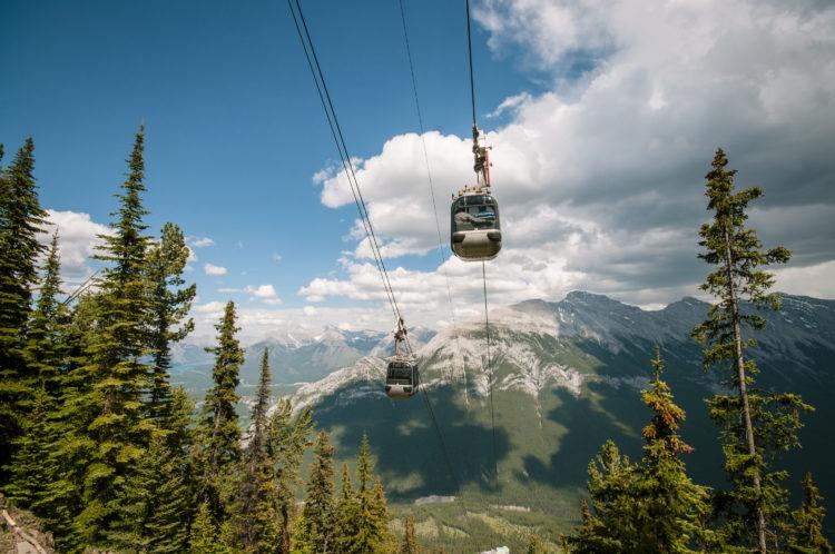 Banff Gondola Ride