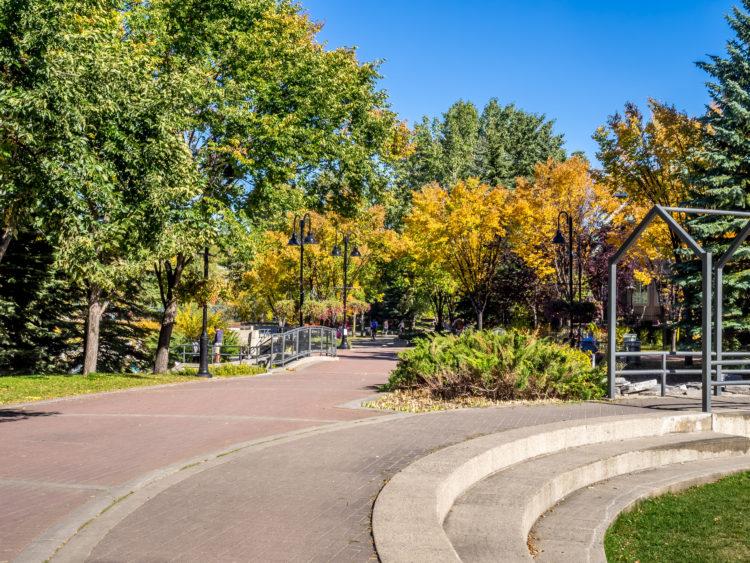 Calgary Pathway System