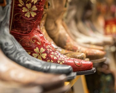 The 10 Most Expensive Cowboy Boots in the World