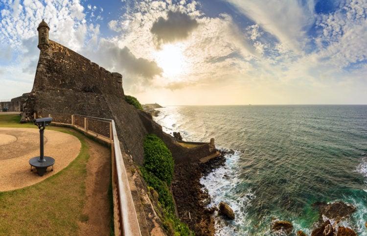Castillo San Cristobal fortification