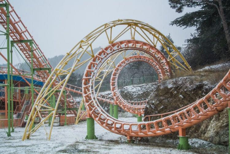 Georgia Mountain Coaster