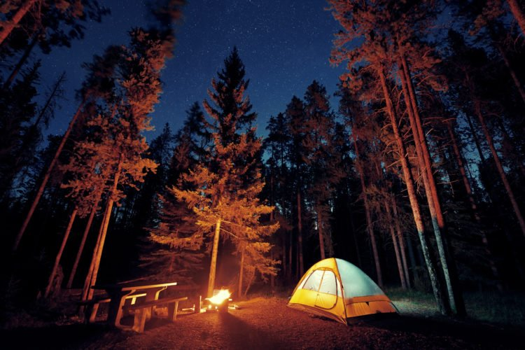 Banff Campgrounds
