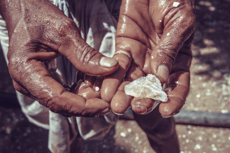 Try Mining for Gems