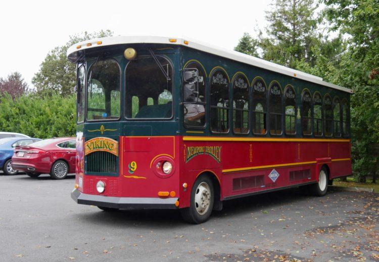 Newport Viking Trolley Tour