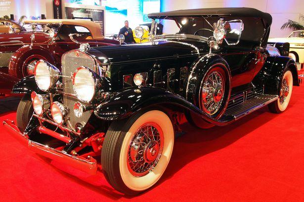 1937 Cadillac Phaeton 5859